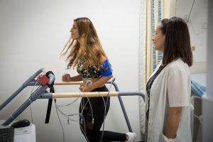 בדיקות ארגומטריה - מרפאת ספורט במרכז הדסה מדיקל