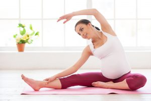 מי שרגילה להתאמן יכולה להמשיך כל ההיריון, אלא אם יש הגבלה רפואית ספציפית